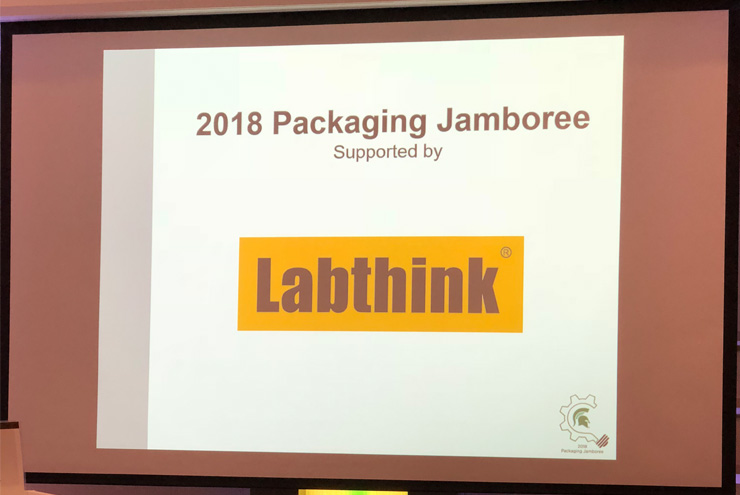 Labthink Attended The 2018 Packaging Jamboree at Michigan State University